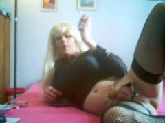 Slut kalinakrieg smoking and jerking