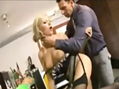 doggy-style, pornstar, blow-job, big-dick, huge-cock, nick lang, boss, orgasm, fingering, pussy-licking, bell, cumshot,