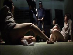 fucked, dildo, prison, woman, gets, another, bdsm, toys, asian, japanese, lesbian