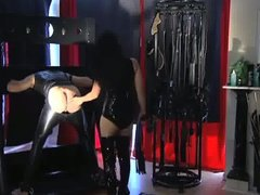 dominatrix, slave, leather, fetish, mistress, asian,