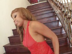 melrose foxxx,  chick, michael stefano, hot, ebony, doctor, interracial, melrose foxxx, day
