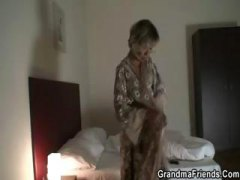 reality, housewife, granny, mature, slammed, older, babe, amateur