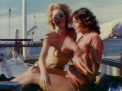 yacht, facials, on, group, groupsex, blonde, retro, vintage