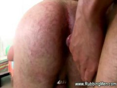 straight, gay, jerking, hunk, fantasy, seduced, handjob