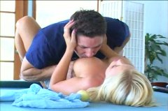 Brittney Skye, bimbo, brittney, skye, brittney skye, on, blowjob, sex, table, doggystyle, pool
