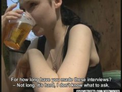 blowjob, handjob, teen, amateur, roleplay, public, reality, czechstreets.com, streets, homemade