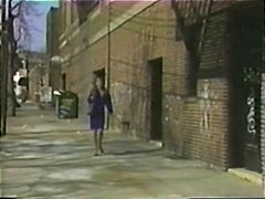 Vintage clip from the flirt with bitches getting pounded hardcore