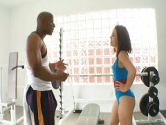 kristina rose,  interracial, rose, gym, kristina, fucked, teens, kristina rose, black, anal