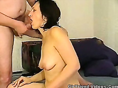 Bj, Amateur, Vrou, Hand Job
