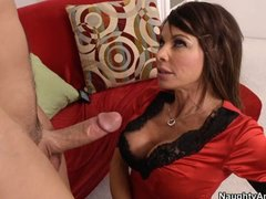 mom, licking, moore, hardcore, johnny castle, hot mom, friend, ass smacking, castle, friends