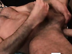 pipes, ours, ejaculation interne, oral, gay, branler