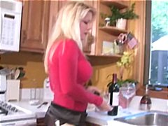 Erin cooking up some fun - part 1