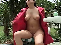 outdoor, big-tits, fetish, skinny, kinky, piss, public, piercing, brunette