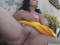 store bryster, brunette, feit, store bryster, barmfager, onani, orgasme