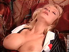 Vivian Schmitt, mmf, anal, mother, german, blonde, vivian schmitt, dp, mom, milf