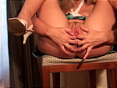 cherry,  solo girl, blonde, pornstar, cherry, masturbation, toys, caucasian