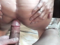 masturbation, cum shot, anal sex, blowjob, amateur, couple, caucasian, piercings