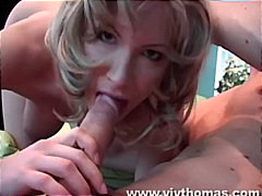 busty, facial, female-friendly, blonde, euro, rim-job, close-up, pussy-licking, cumshot, babe, vivthomas.com, blowjob,
