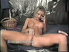 pink, perky-tits, pussy, babe, blond, solo, oil, striptease, amateur