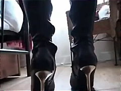 humiliation, dominatrix, worship, leather, smoke, boots, feet, bondage, shoes, fetish, domina, submissive