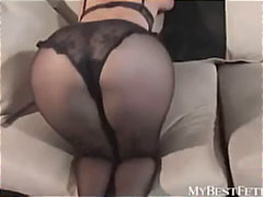 Keez Movies:mybestfetish.com, busty, lingerie, solo, fetish, round-ass, softcore, tease, pantyhose, panties