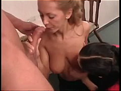 cum, lesbian, cumshot, blowjob, horny, big, double, tits, doggystyle, groupsex