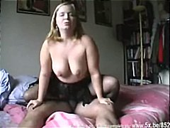 stockings, pantyhose, nylon, tits, home made, bitch, french, fingering, handjob, blowjob