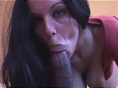natasha nice,  interracial, blowjob