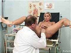 doctor, speculum, home made, summer sin, extreme, weird, rectal exam, medical, hospital, czech, gyno exam, uniform
