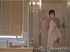 teen, tattoo, emo, bathroom, punk