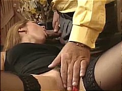 Clips of scenes from movies of laure sainclair and hot fucking