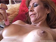ouer, amateur, ouer vrou, rooikop, milf