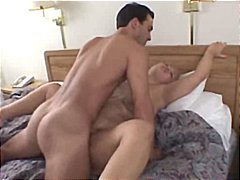 Chuby mature blonde