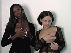 Nadia and emma - wank with me2