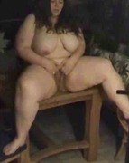 bbw, amateur, spuit