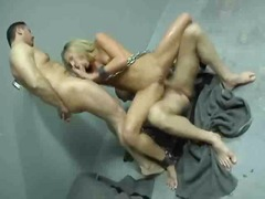 amy brooke,  anal, blondiner, dobbelt penetration