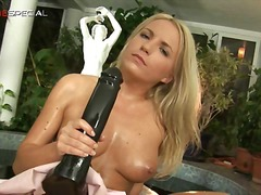 golden shower, babe, fetish, dildo, anal, pissing, blonde