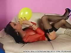kinky, teens, looner, ass-fuck, young, sexy, balloons, ass-fucking, tight, fetish