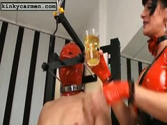 rollenspiele, female domination, bondage, sklave, latex