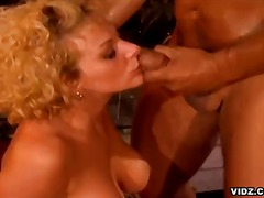 facial, big tits, cumshot, curly haired, oral, hardcore, boobs, blowjob, blonde,