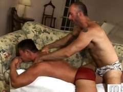 Colin's recently joined a new gym and he wants some 1 on 1 personal training from hot asian body builder tr...