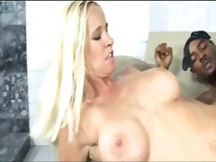 self gemaak, blond, inter-ras, hard, amateur, oraal, bj