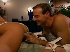 threesome, blowjob, amateur, 3some, anal, horny, k.d., hardcore, pussy-eating, sucking