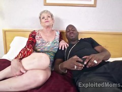 cream-pie, granny, mature
