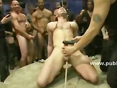 fetish, anaal, adonis, leer, knegskap, bj, hard, groep, bdsm, skeef