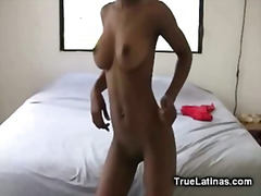striptease, girlfriend, homemade, t.y., bigtits