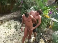 hardcore, gay, outdoors, shaved