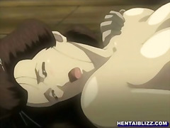 busty, hentai, ghetto-booty, old, japanese, animation