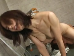 girl-on-girl, japanese, hardcore, pussy-eating, asian, amateur, brunette, blowjob, big-tits