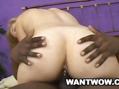 anal, blond, interracial